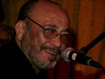 Eddie Palmieri at Babalu Salsa Club in New York City